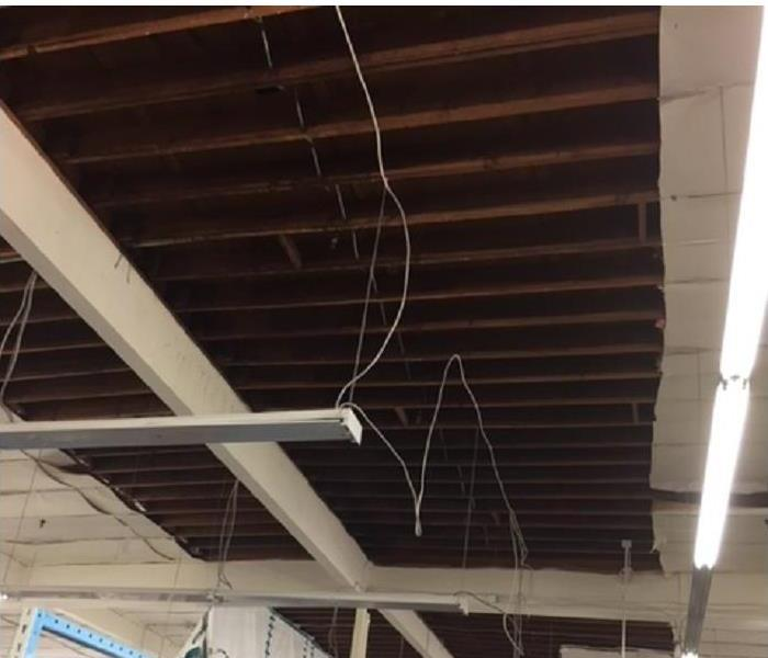 Roof affected by Rain in San Jose, Ca   After