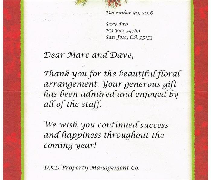 Thank You - DKD Property Management