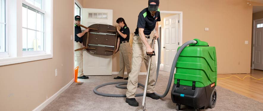San Jose, CA residential restoration cleaning
